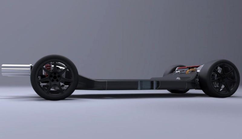 Williams Advance Engineering. Plataforma eléctrica del futuro