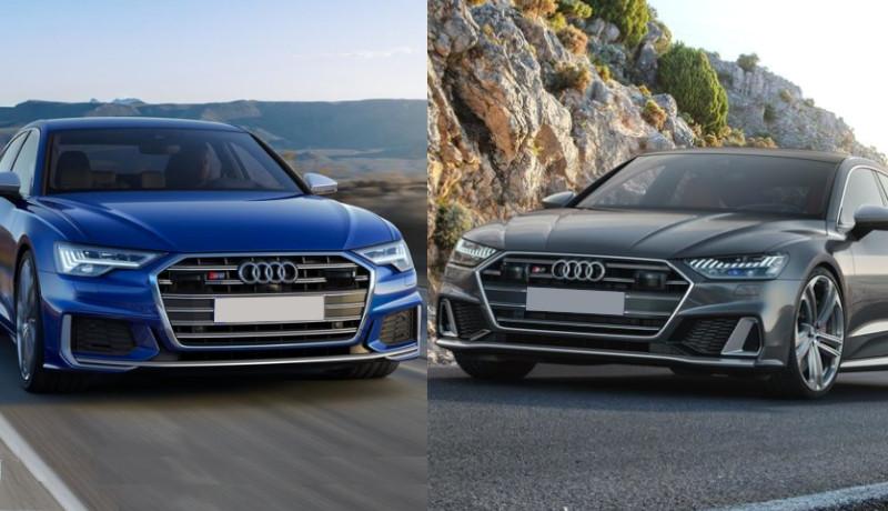 Audi S6 y S7