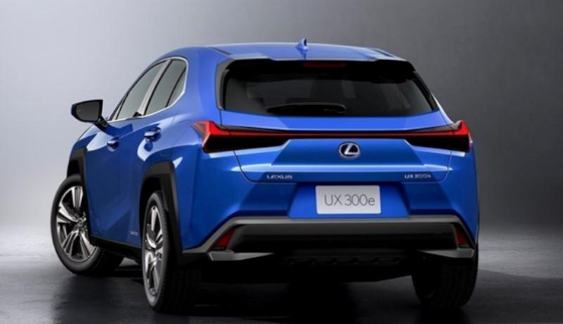 Lexus UX 300e.