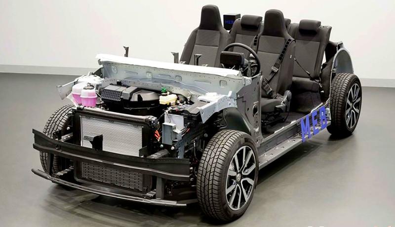 Volkswagen y su plataforma MEB